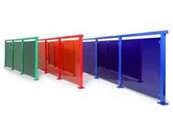Alu Color – Lasikaiteesi haluamallasi värillä